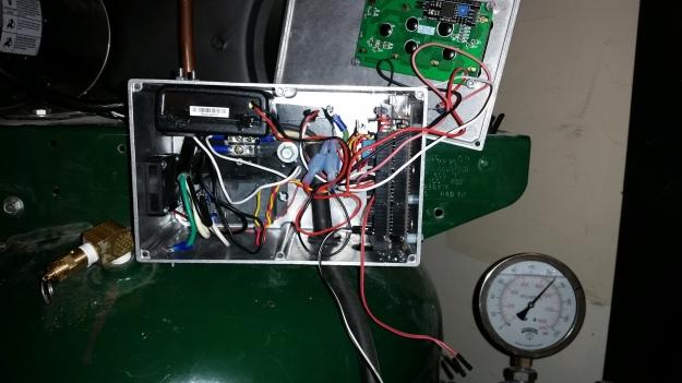 Air Compressor Controller - 1