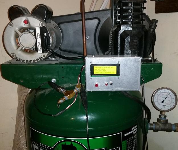 Air Compressor Controller